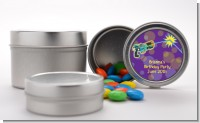 Laser Tag - Custom Birthday Party Favor Tins
