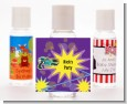 Laser Tag - Personalized Birthday Party Hand Sanitizers Favors thumbnail