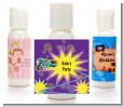 Laser Tag - Personalized Birthday Party Lotion Favors thumbnail