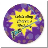 Laser Tag - Personalized Birthday Party Table Confetti