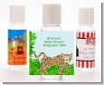 Leopard - Personalized Baby Shower Hand Sanitizers Favors thumbnail