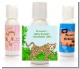 Leopard - Personalized Baby Shower Lotion Favors thumbnail