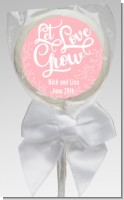 Let Love Grow - Personalized Bridal Shower Lollipop Favors