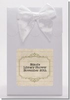 Library Card - Baby Shower Goodie Bags