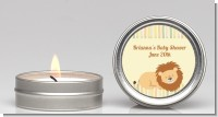 Lion - Baby Shower Candle Favors