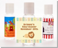 Lion - Personalized Baby Shower Hand Sanitizers Favors
