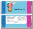 Lion - Personalized Birthday Party Candy Bar Wrappers thumbnail
