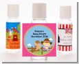 Little Cowgirl - Personalized Baby Shower Hand Sanitizers Favors thumbnail