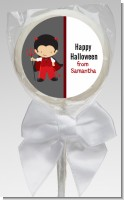 Little Devil - Personalized Halloween Lollipop Favors