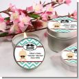 Little Man Mustache - Baby Shower Candle Favors thumbnail