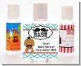 Little Man Mustache - Personalized Baby Shower Hand Sanitizers Favors thumbnail