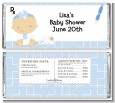 Little Doctor On The Way - Personalized Baby Shower Candy Bar Wrappers thumbnail