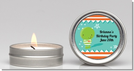 Little Monster - Birthday Party Candle Favors