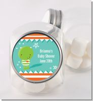 Little Monster - Personalized Birthday Party Candy Jar