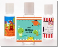 Little Monster - Personalized Baby Shower Hand Sanitizers Favors