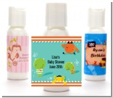 Little Monster - Personalized Baby Shower Lotion Favors