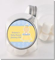 Little Prince - Personalized Baby Shower Candy Jar