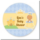 Little Prince Hispanic - Personalized Baby Shower Table Confetti