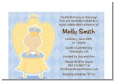 Little Prince - Baby Shower Petite Invitations
