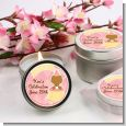 Little Princess African American - Baby Shower Candle Favors thumbnail