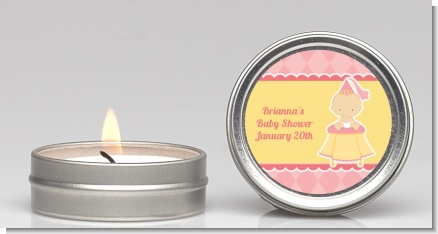 Little Princess - Baby Shower Candle Favors