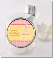 Little Princess - Personalized Baby Shower Candy Jar