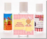 Little Princess Hispanic - Personalized Baby Shower Hand Sanitizers Favors