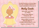 Little Princess Hispanic - Baby Shower Invitations