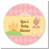 Little Princess Hispanic - Personalized Baby Shower Table Confetti