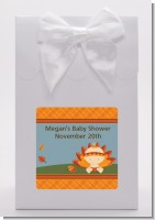 Little Turkey Girl - Baby Shower Goodie Bags