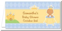 Little Prince Hispanic - Personalized Baby Shower Place Cards