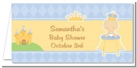 Little Prince - Personalized Baby Shower Place Cards