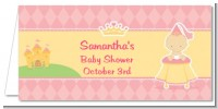 Little Princess - Personalized Baby Shower Place Cards