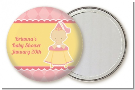 Little Princess - Personalized Baby Shower Pocket Mirror Favors