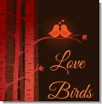 Love Birds Bridal Shower Theme thumbnail