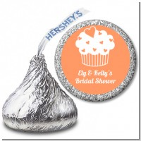 Love is Sweet - Hershey Kiss Bridal Shower Sticker Labels