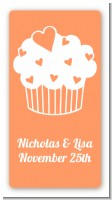 Love is Sweet - Custom Rectangle Bridal Shower Sticker/Labels