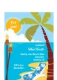 Luau - Birthday Party Petite Invitations thumbnail