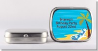 Luau - Personalized Birthday Party Mint Tins
