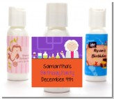 Mad Scientist - Personalized Birthday Party Lotion Favors