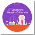 Mad Scientist - Personalized Birthday Party Table Confetti thumbnail