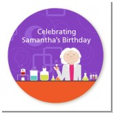 Mad Scientist - Personalized Birthday Party Table Confetti
