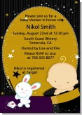 Magic Baby Caucasian - Baby Shower Invitations