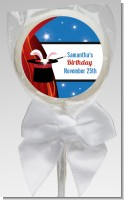 Magic - Personalized Birthday Party Lollipop Favors