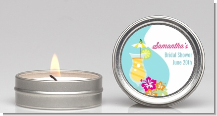Margarita Drink - Bridal Shower Candle Favors
