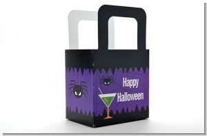 Funky Martini - Personalized Halloween Favor Boxes