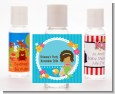Mermaid African American - Personalized Birthday Party Hand Sanitizers Favors thumbnail