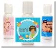 Mermaid African American - Personalized Birthday Party Lotion Favors thumbnail
