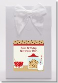 Milk & Cookies - Birthday Party Goodie Bags