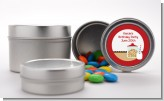Milk & Cookies - Custom Birthday Party Favor Tins